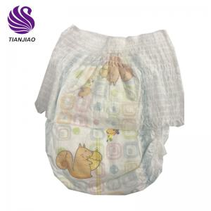 Breathable Baby diapers