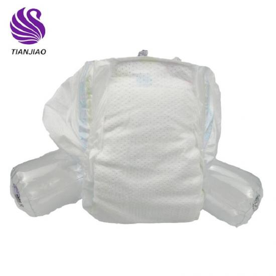 High speed water absorb diapers