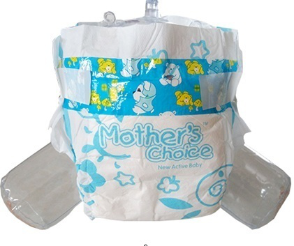 Peru customer order 5 containers baby love nappies